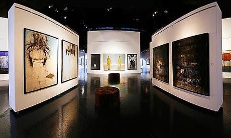 Ayyam Gallery in Dubai