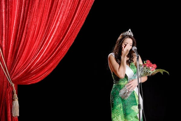 Miss Algeria will be held on Friday for the first time since 2003. (Getty images, for illustrative purposes only)