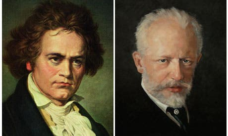 The Cairo Opera House Quartet will perform works for Beethoven and Tchaikovsky