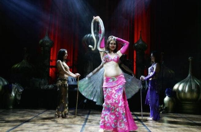 The seductress and the snake: how will belly dancers fare under Egypt's Choice?