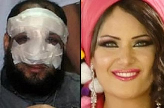 Sama and her alleged husband: the Salafi MP with a nose job