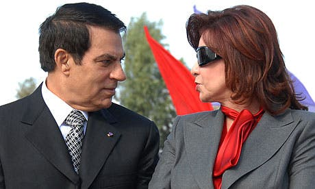 Tunisia's ousted first lady Leila Trabelsi gives her side of the story