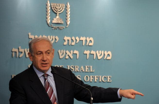 Benjamin Netanyahu holds court in Jerusalem