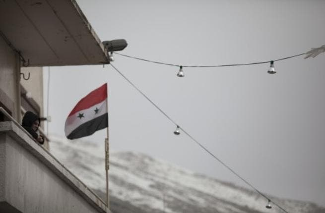 Damascus said is a violation of a disengagement accord that followed the last major war between the two countries.