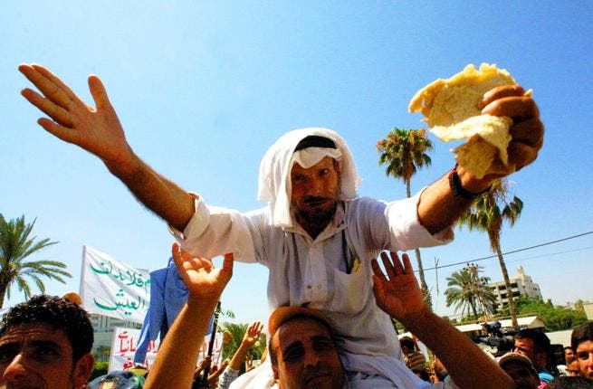 Can Arab Spring economies face up to the IMF and World Bank?