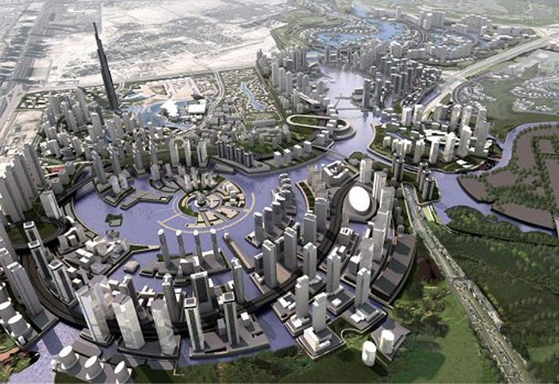 The Lamar Towers project occupies a 34,800sqm plot