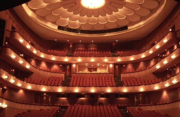 Cairo Opera House will remain empty until further notice. (Image: Magella.com)
