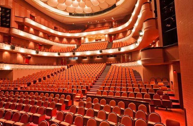Cairo Opera House main hall