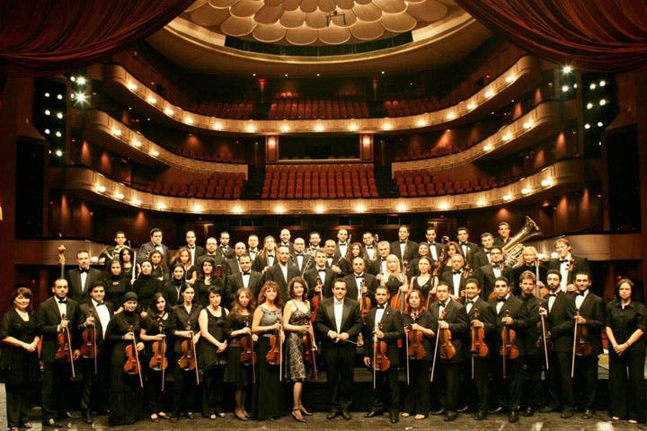 The Cairo Opera House has a wide range of musical and dance events on a daily basis. (Image: Facebook)