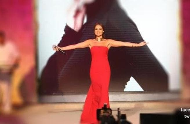 Carole Samaha gets ready to wow Paris with her first French performance