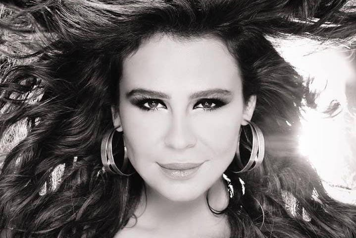 Carole Samaha's latest album has been a number one hit at Virgin Megastores for the past 8 months. (Image: Facebook)