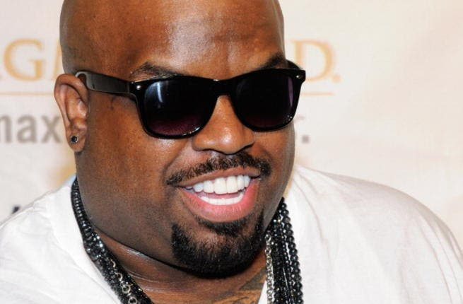 American singer-songwriter, rapper, record producer and actor, Cee Lo Green,