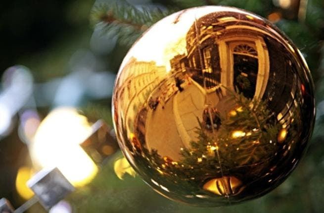 Christmas repertoire at the Cairo Opera House's small hall