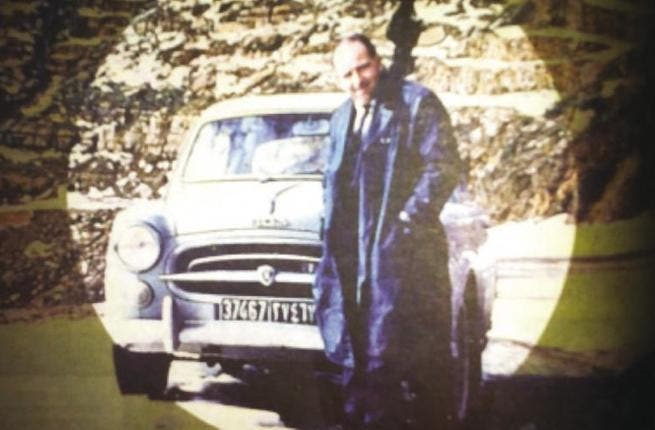 Massoud Bouton, the Israeli spy in Beirut in the Chouf mountains