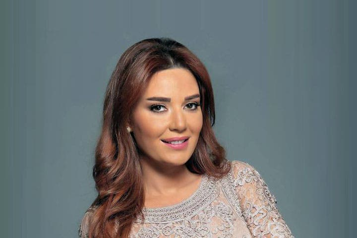 Cyrine will play the role of a woman who's very unhappy in her relationship. (Image: Facebook)