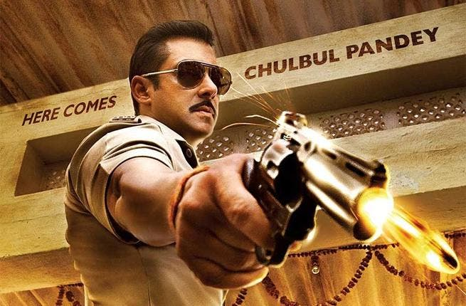 Dabangg 2 opened across 2,500 screens in India and made Rs 21.10 crore on its opening day.