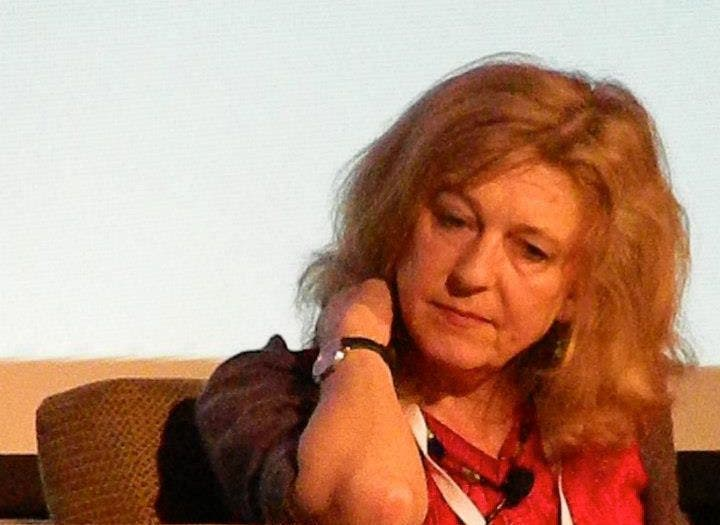 Author Deborah Moggach talks about the tough transition from book to film at the UAE's literature festival.