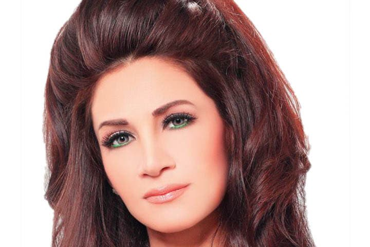 Lebanese singer Diana Haddad (Image: Facebook)