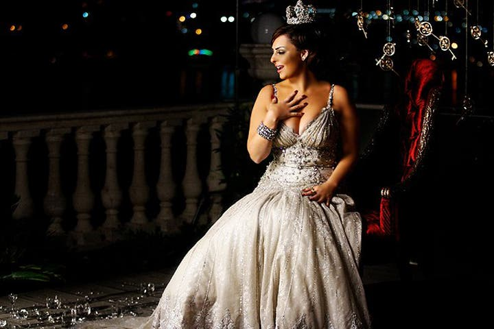 Jordanian singer Diana Karazon got the surprise of her life recently!