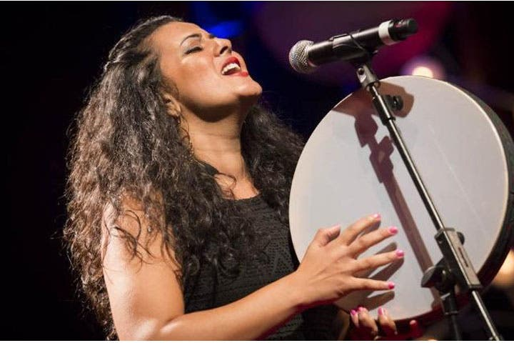 Dina El-Wedidi sells out concerts around the world. (Image: Facebook)