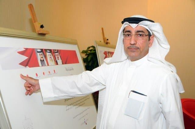 Director General, Hassan Al Majed
