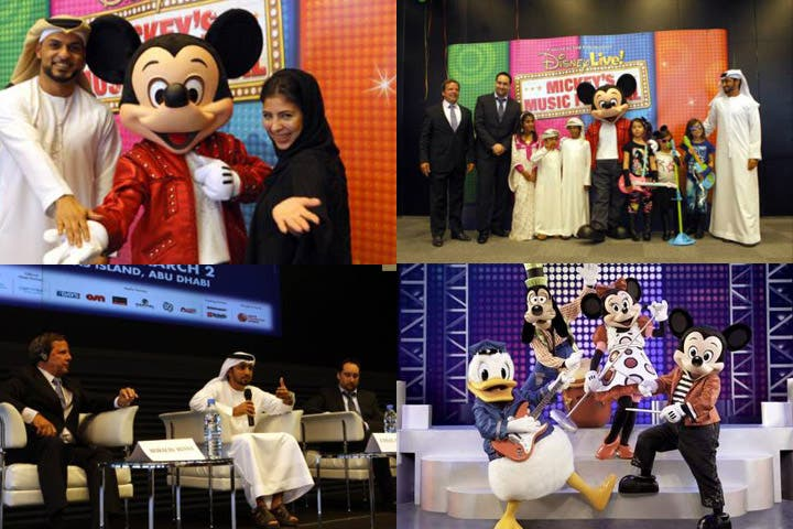Disney Live: Mickey's Music Festival is coming to Abu Dhabi y'all!