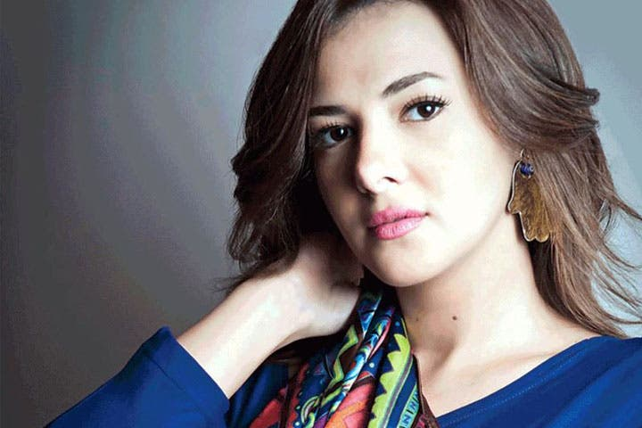 Donia Samir Ghanem's latest song has been accused of making her look like a