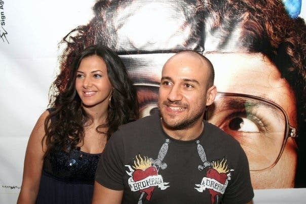 Donia and Ahmed