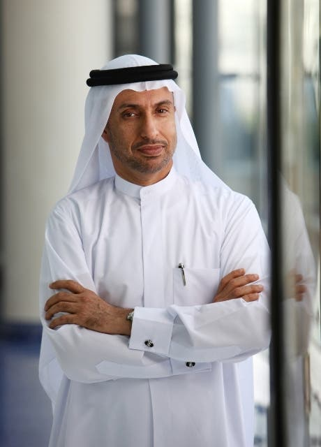 Mohammed Al Zarooni, Director General of Dubai Airport Freezone
