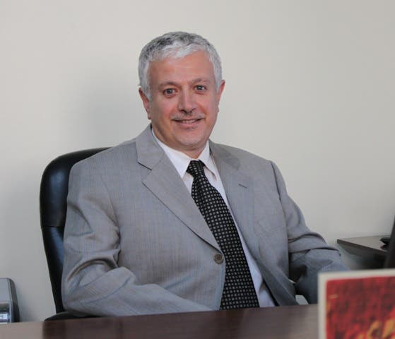 Rabi Mohtar, Executive Director of Qatar Energy and Environment Research Institute, Qatar Foundation