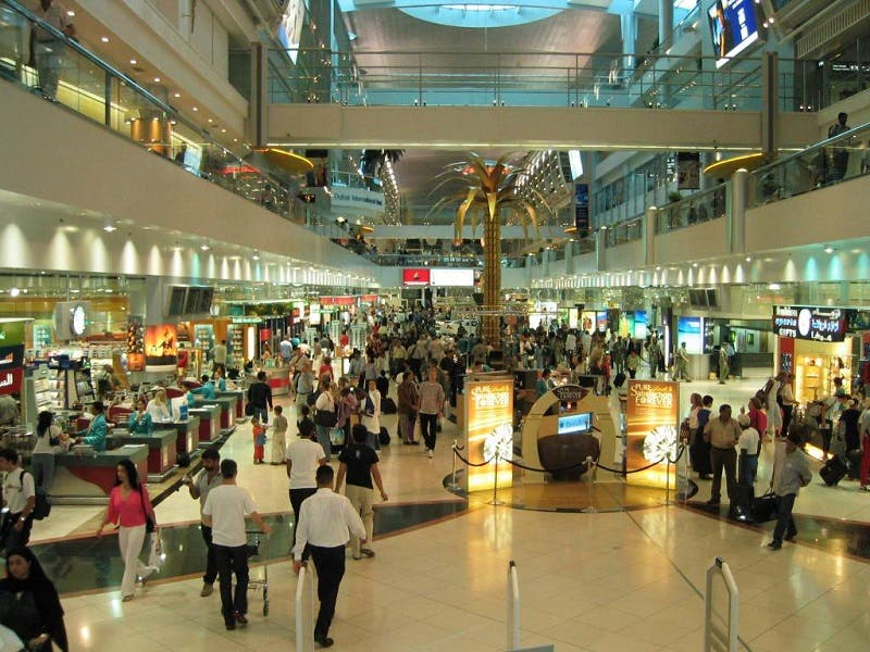 Omanis spend about $110 million in shopping alone in the UAE on a yearly basis (File Archive)