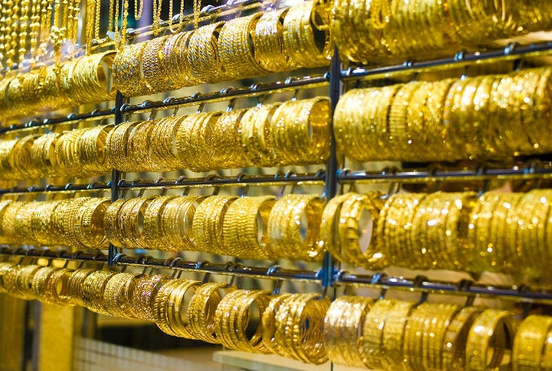 """""""Gold sales have really taken a hit. I would say the market is down by more than 50 percent compared to the last Haj season,"""" Mohammed Al-Himms, store manager at MS jewelry outside Makkah's Grand Mosque, said."""