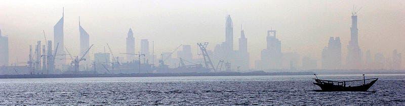 Dubai seen from USS Anzio (Source: Wikimedia/Public Domain/Matthew D. Leistikow)
