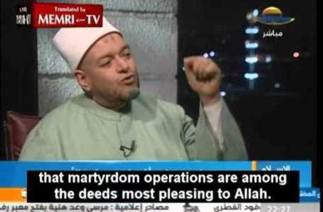 Sheikh Hashem Islam waxes dangerously lyrical against those objectors to the elect MB