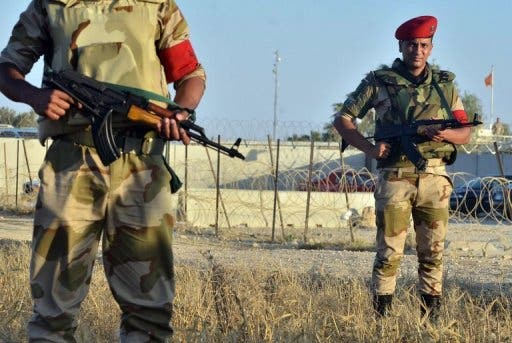 Four Egyptian soldiers were killed in a suicide bomb in the Sinai peninsula on Thursday. (AFP/File)