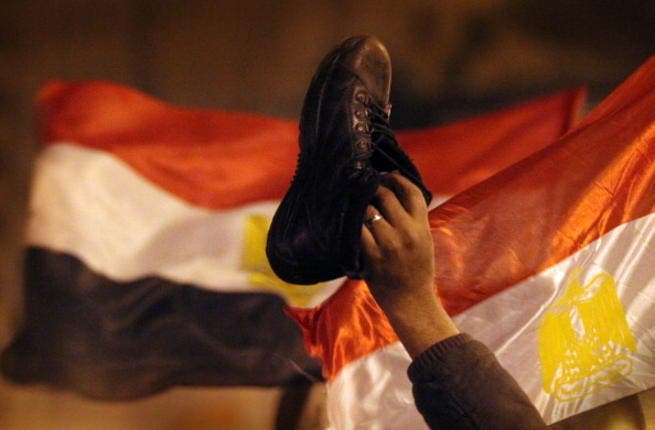 The tyranny in Egypt has outlived Mubarak