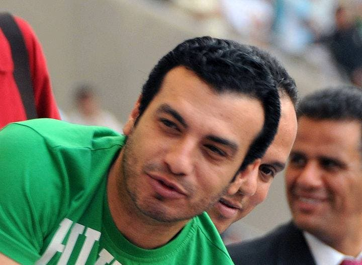 Ehab Tawfiq talks about his take on the recent attacks against his political music stance. (Image: Facebook)
