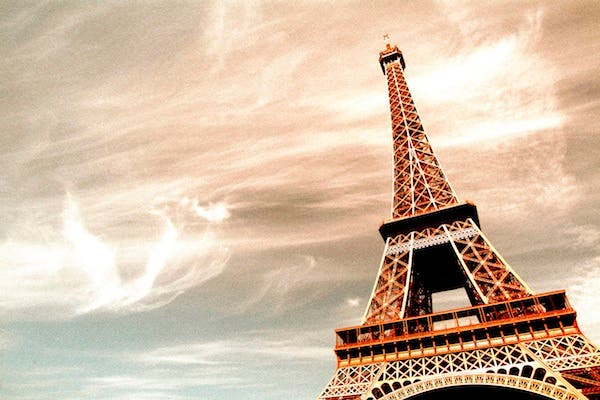 The Eiffel Tower (Getty images)