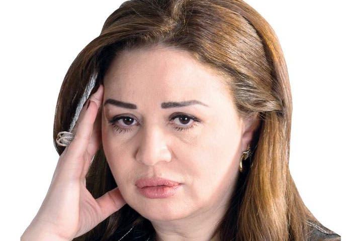 Egyptian actress Elham Shahin accused the Muslim Brotherhood of being terrorists. (Image: Facebook)