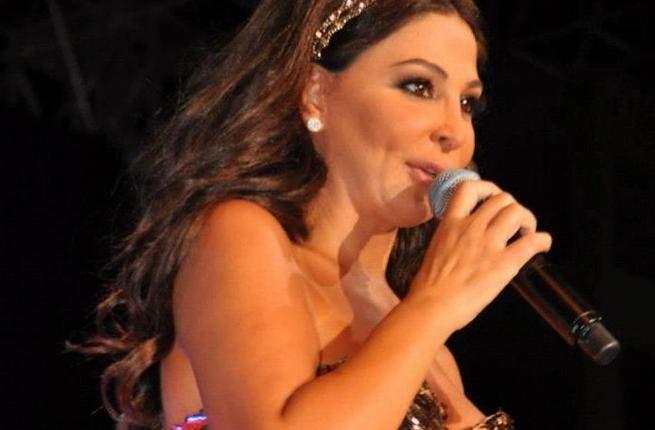 Elissa at Beirut Souks