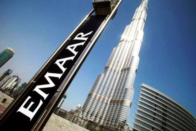 The builder of the world's tallest tower posted a quarterly profit of AED 756m ($206m), compared with AED 512m in the corresponding period of 2012