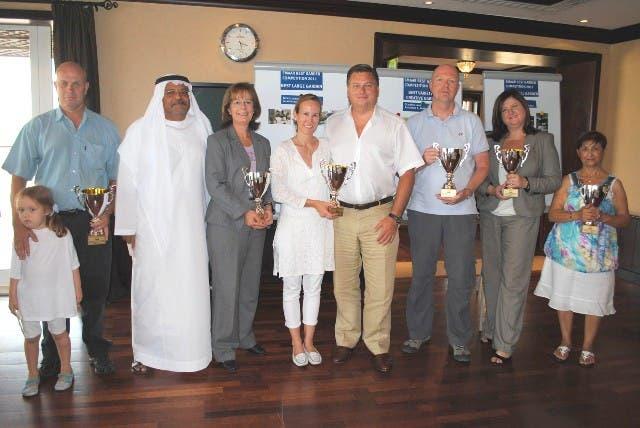 Emaar's Garden Competition winners
