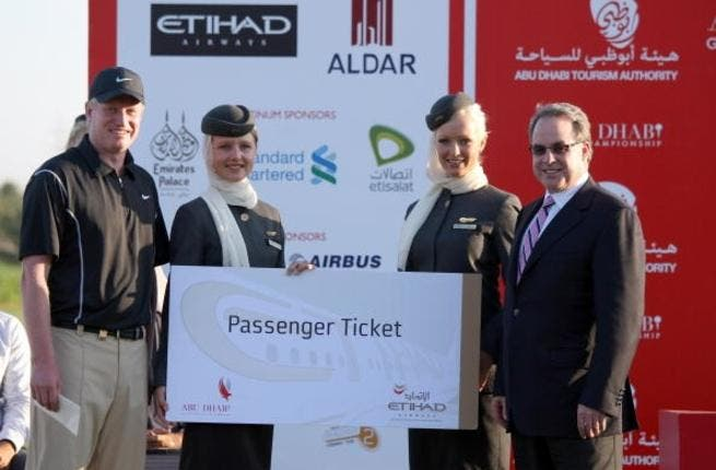 Etihad Airlines are go