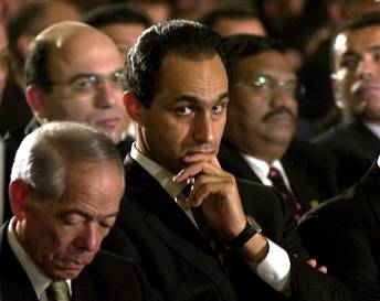The trial of Hosni Mubarak's sons on corruption charges has been postponed