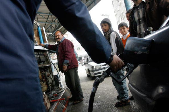 Gas prices in Lebanon keep on falling