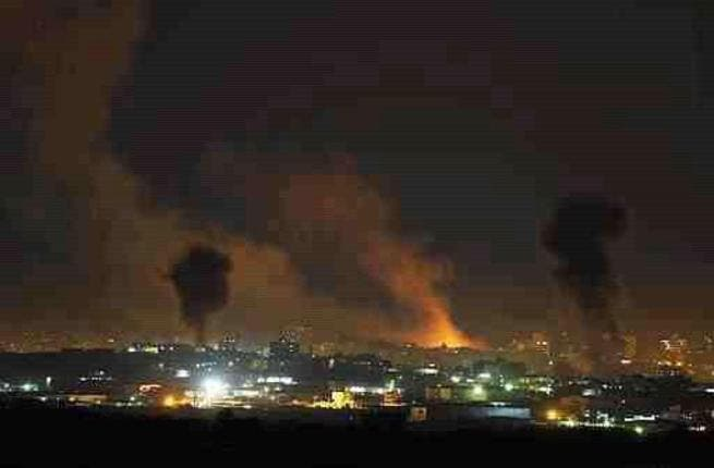 Israeli air strikes hit Gaza towns on Sunday morning, targeting fighters from Palestinian group Islamic Jihad, the military said. (Photo used for illustrative purposes)