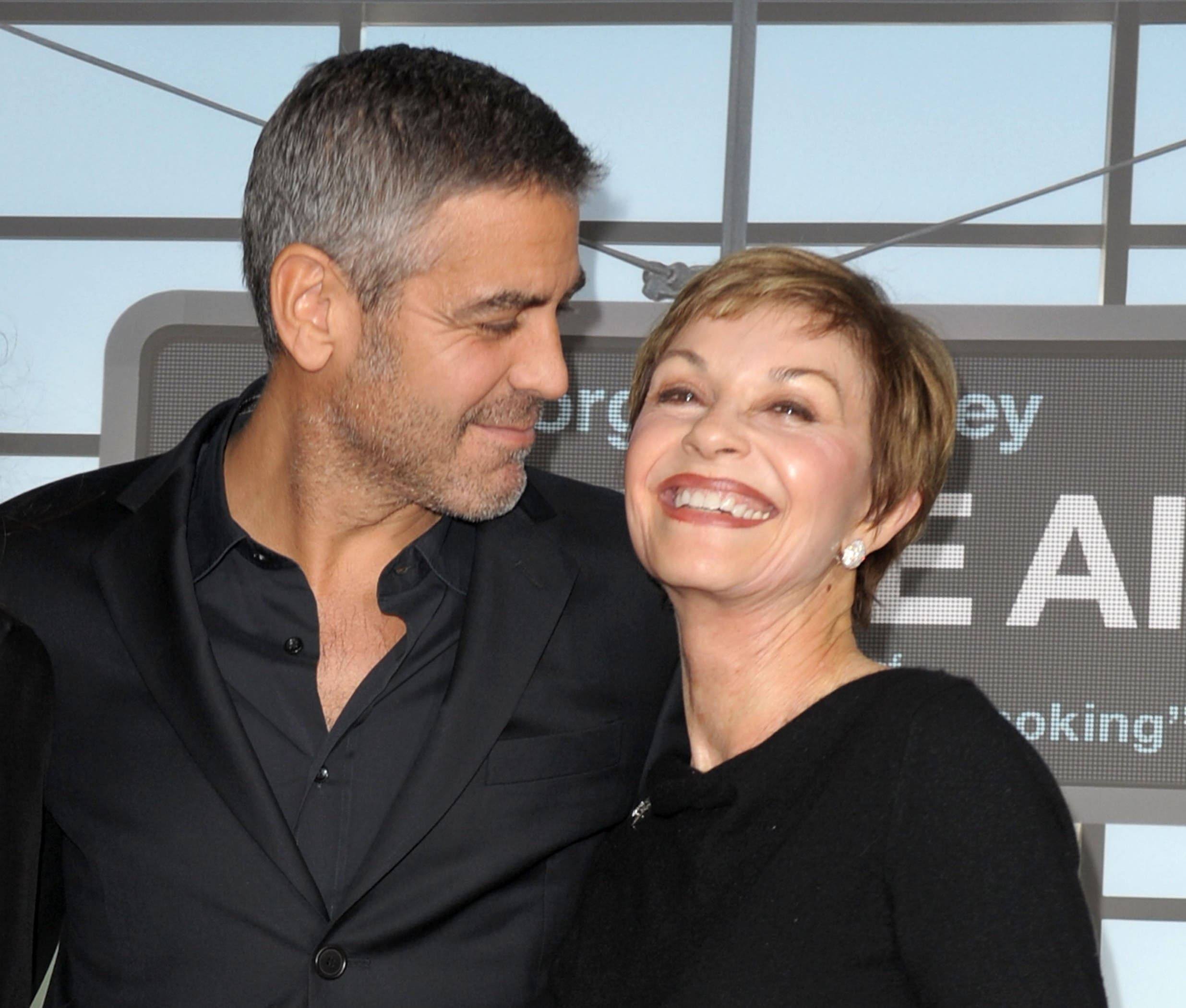 Saying things never change, George Clooney called his mother, Nina Warren, after his arrest for protesting outside the Sudanese embassy in Washington DC.