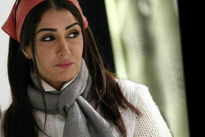 Ghada is keeping schtum about her character on the upcoming series