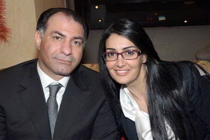 Ghada Abdel Razek back with ex-hubby Mohammad Fouda. (Image: Youtube)
