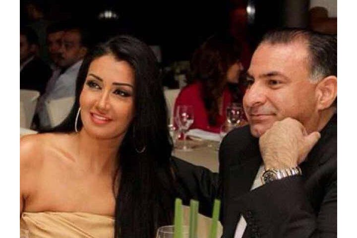 Latest pic of Ghada and her man...all the